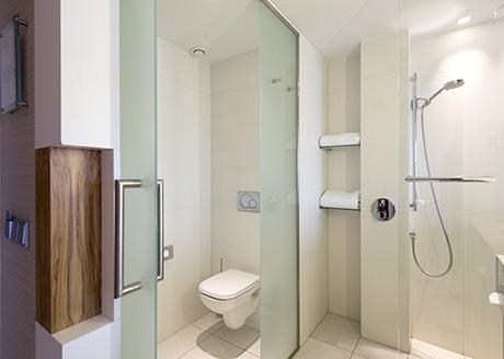 Glas Voor Badkamer : Badkamer martin glas